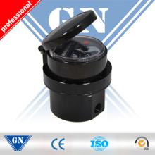 Medidor de flujo de aceite combustible diesel de aceite de motor (CX-LTFM)