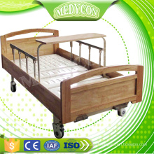 MDK-T332 CE/IOS Manual Nursing Wooden Hospital Bed With Two Functions