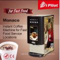 Mezcla de estilo máquina de café instantánea Oficina