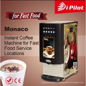 Machine de café instantané de style Mixing Style
