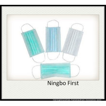 Disposable 3-Ply Nonwoven Face Masks with Earloop (DFM010)