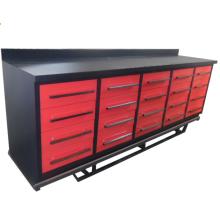 Хорошее качество металла 20 ящиков инструментальных шкафов для гаража взял пользуйся