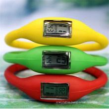 Wholesale Multi Colors Waterproof Digital Sport Silicone Wrist Watch