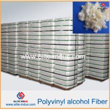 Fibra de Álcool Polivinílico PVA para Placa de Cimento