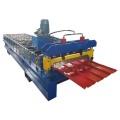 Precio de la máquina formadora de rollos de chapa trapezoidal IBR