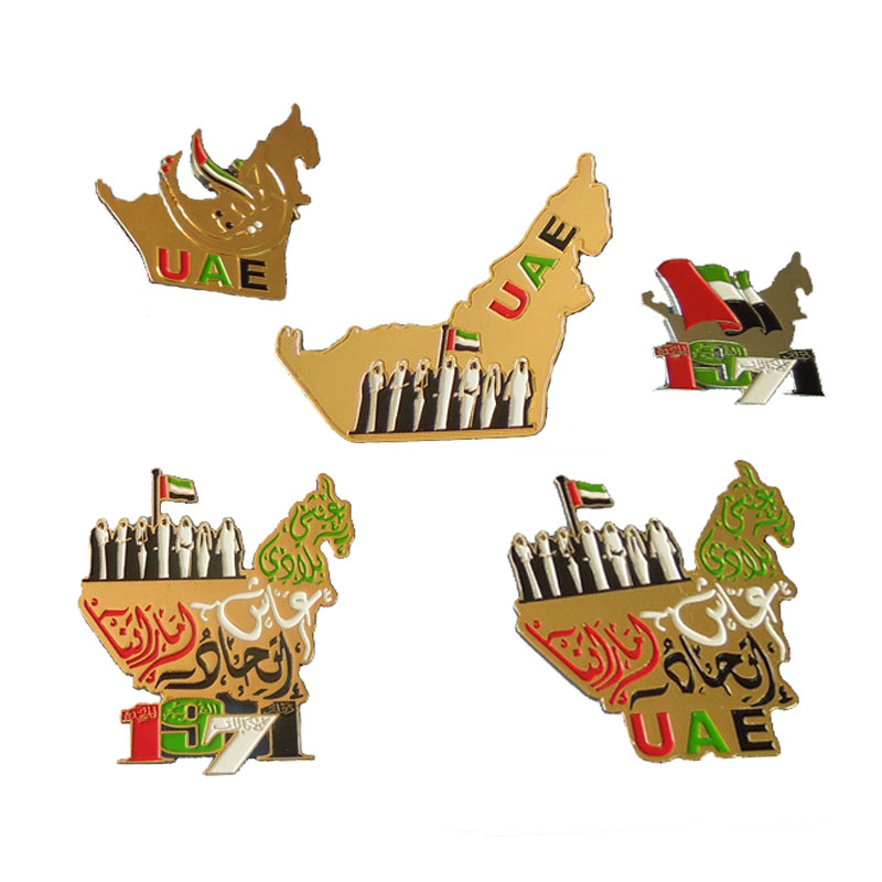 Uae National Day Pins