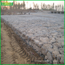 galvanized factory price gabion mesh with great price