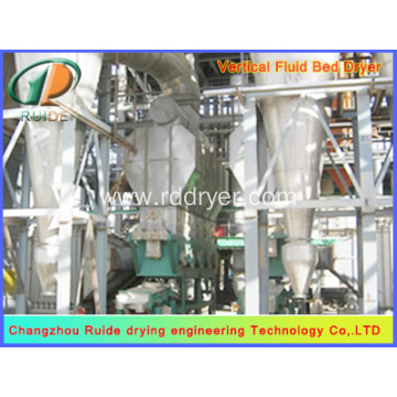 Fluid Bed Dryer for Edible Sugar