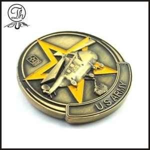 Making military design challenge coins