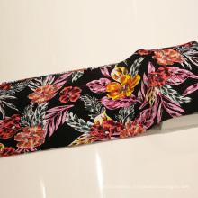Printing Linen Garment Fabric