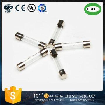 3.6X10 5X20 6X30 10X38 Glass Ceramic Tube Fuse Glass Tube Fuse