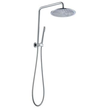 Duschsäulensatz oben installieren