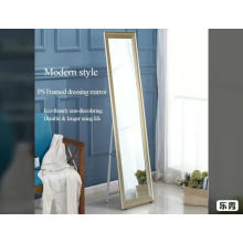 Home decor rectangle mirrors shape standard size wall hanging easel dressing mirror
