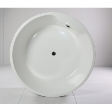 Round Acrylic Indoor Bathtub