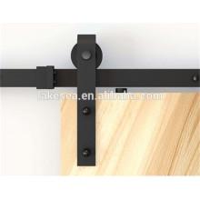 6.6'ft innere hölzerne Scheunen-Tür-Hardware