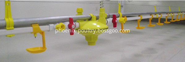 poultry watering line
