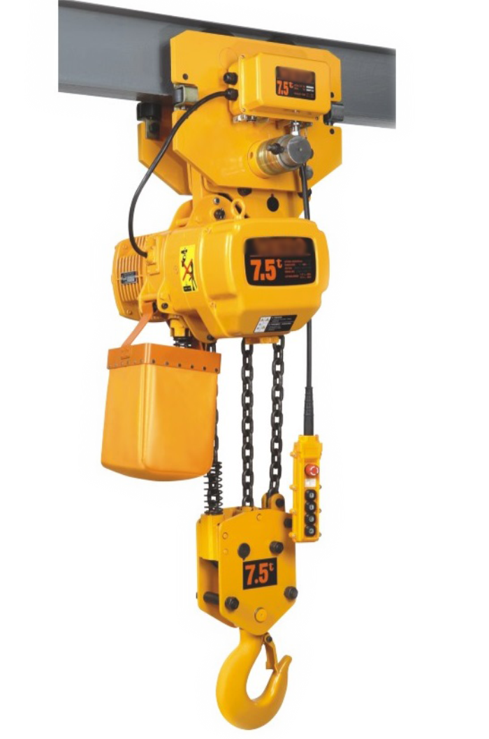 double speed electric hoist