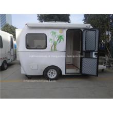 Uso de trailer de viagem e serviço OEM RV