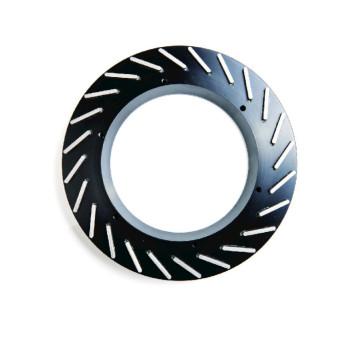 Abrasive Wheels for Glass Edge Polishing