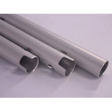 Tubo de cilindro de aleación de aluminio 6061 6063 T5 T6