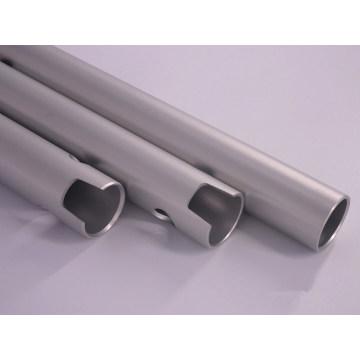 Tube de cylindre en alliage d'aluminium 6061 6063 T5 T6
