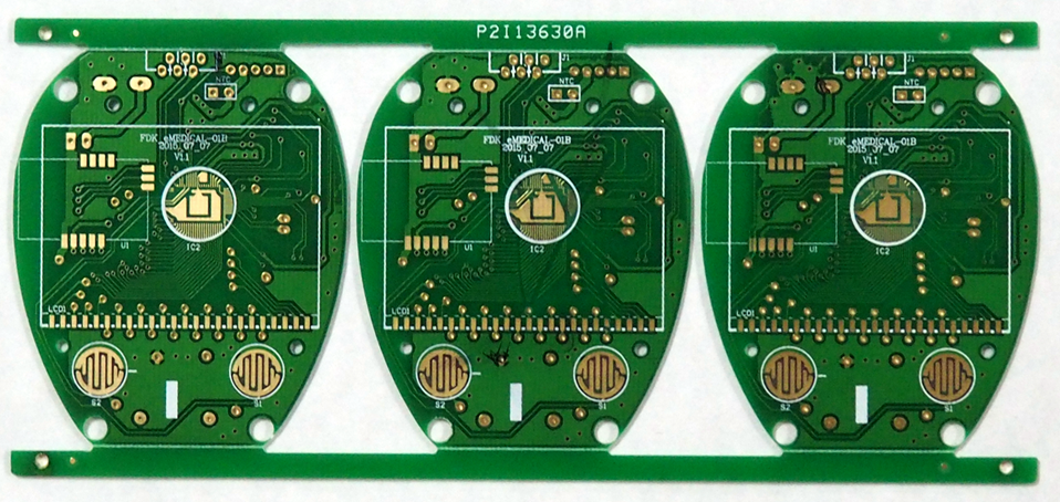USB Keyboard Circuit Board