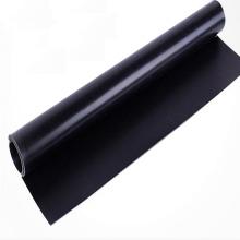 black industrial nr sbr 1mm rubber sheet rolls