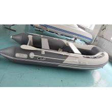Bateaux pneumatiques de pêche gonflable bateau, chaloupe à rames, à vendre