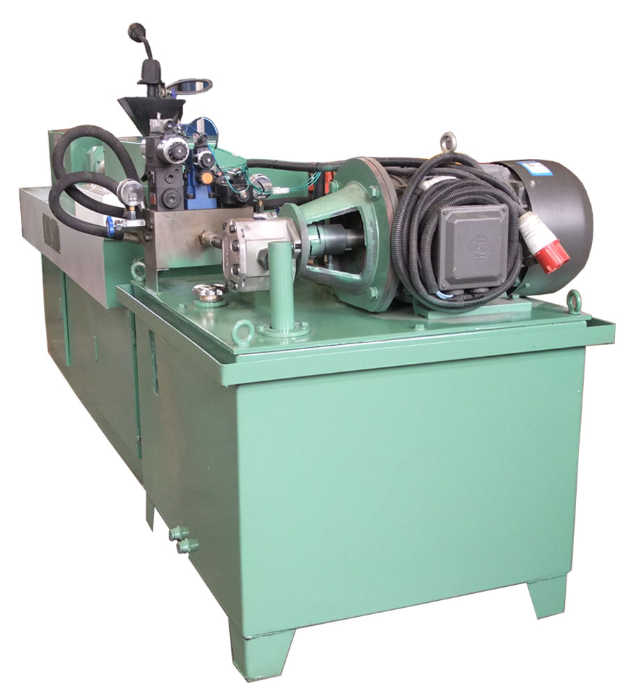 Steel Bar Reducing Diameter Machine
