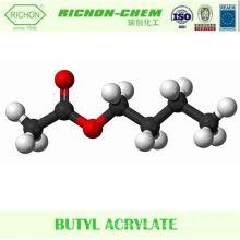 Butyl Acrylate CH2CHCOOCH2CH2CH2CH3 CAS NO. 141-32-2
