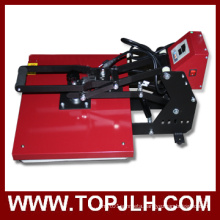 Flat Sublimation Printer High Pressure Plain Heat Press Machine 60*100cm