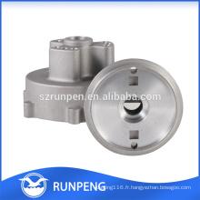 Pièces de moteur en aluminium de moulage mécanique sous pression de haute précision