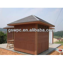 wood-plastic material wpc trash can board