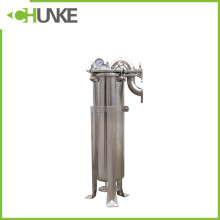 Industrial Stainless Steel Liquid Sanitary Bag Filter Housing for Sale