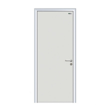 Fashion Easy Handle Composite Wood Door Exterior Door