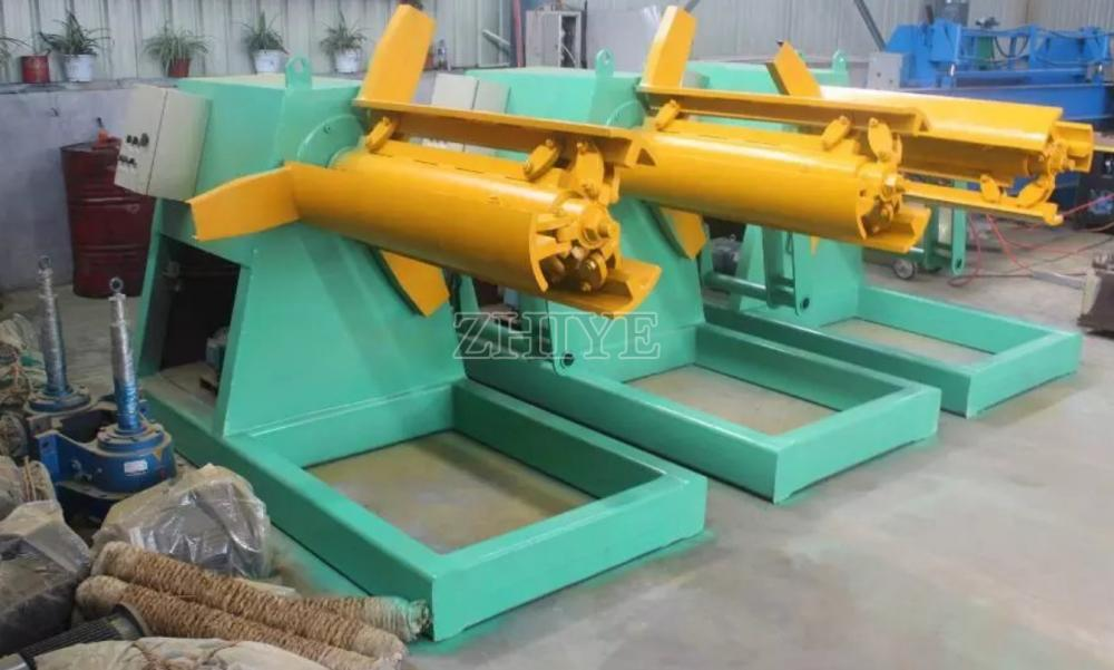 High Speed ​​Steel Decker Forming Machine