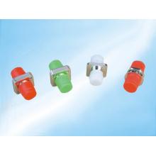 Adaptateur fibre FC, adaptateur fibre optique (FC, SC, ST, LC, MU)