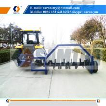Machine de turbo de compost de lien de tracteur de SAMTRA