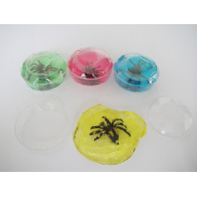 Spider Ooze Putty with Spider Inside