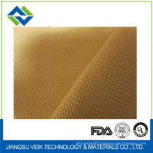 bulletproof kevlar fabric for sale 0.5mm thickness yellow or black color