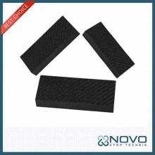 factory oem carbon fiber block with 3k weave