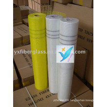 5mm*5mm 160G/M2 Wall Reinforcement Glass Fiber Mesh