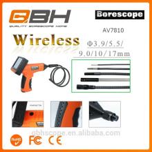 Nouveau produit AV7810 28mm 2/4 Voie Videoscope tenu dans la main d'Articulation