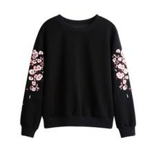 Китай Одежда Завод Оптовая Боковые Молнии Пуловер Толстовки