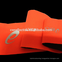 glow in the dark heat transfer reflective labels for clothing