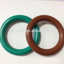 Diverso color del tamaño de la categoría alimenticia Silicone Rubber Rubber Mechanical Seal O Ring viton o rings fkm teflon PTFE oring