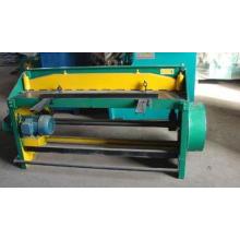 Electric CNC Guillotine Shear Cutting Machine 1.3M For Shea