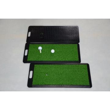 Venda de golf portátil Golf Swing Training Mat Indoor Golf Swing Practice Mat