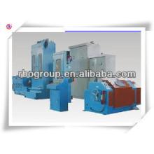 Machine de cuivre de tréfilage intermédiaire 17DS(0.4-1.8) engrenages type haute vitesse (stripper machine de dépouillement de fil manuelle)