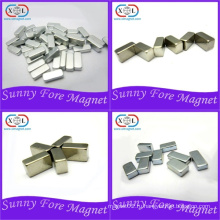 Производительность N35H/SH neodmium электрический магнит